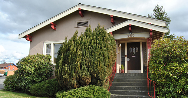 The Bellingham Birth Center founded in 2004.